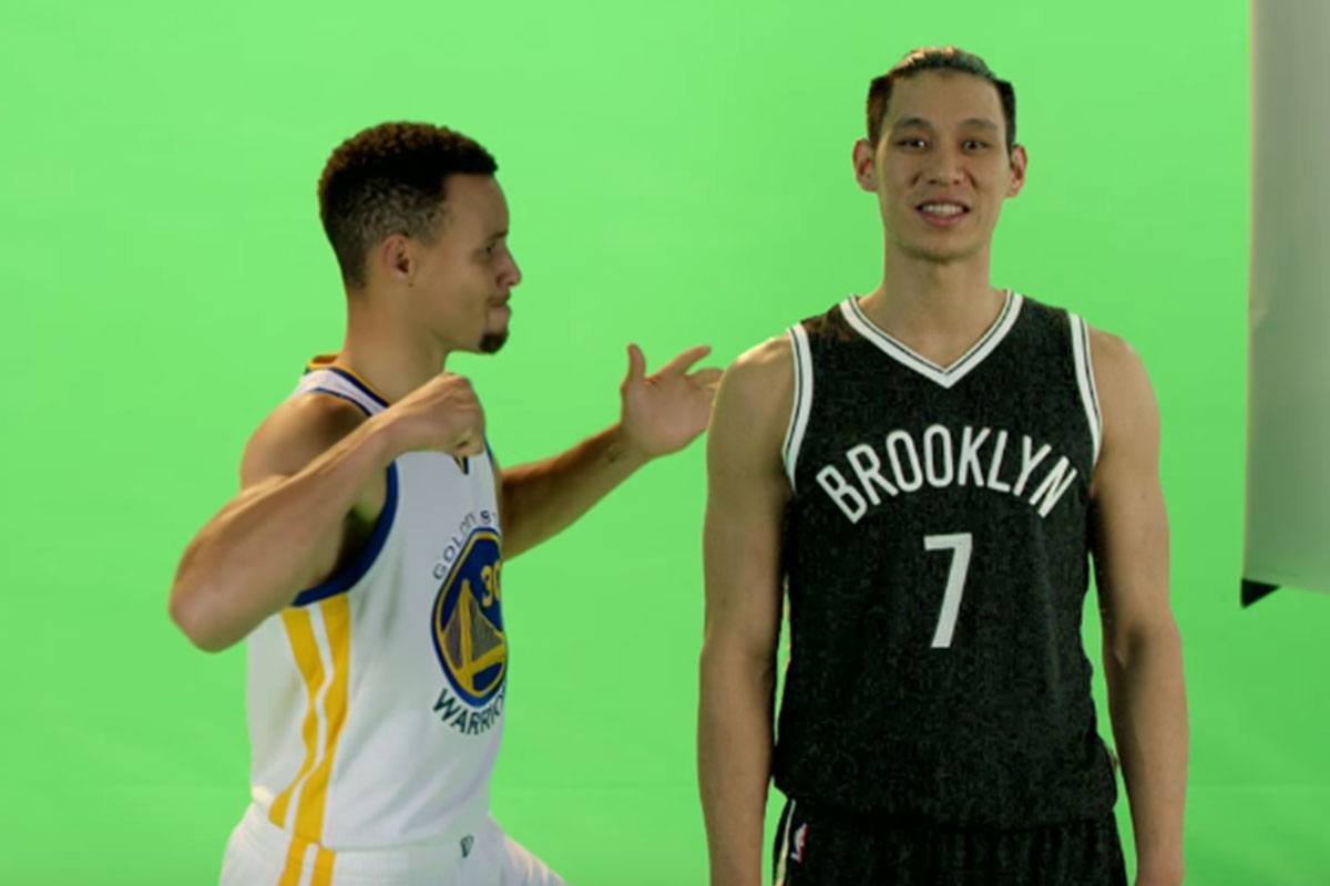Stephen Curry, Jeremy Lin