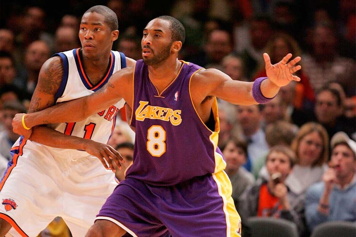 Kobe Bryant, Jamal Crawford
