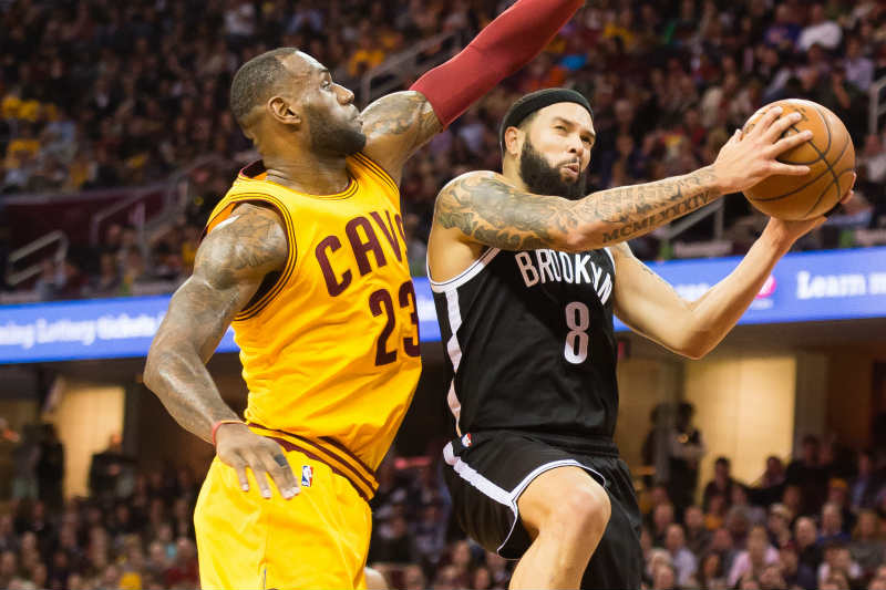 Deron Williams, LeBron James