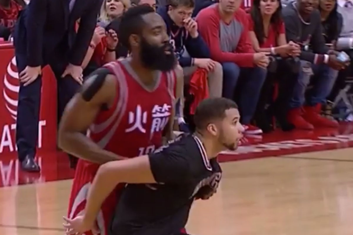 James Harden, Michael Carter-Williams