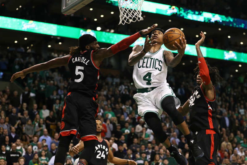 Isaiah Thomas, DeMarre Carroll