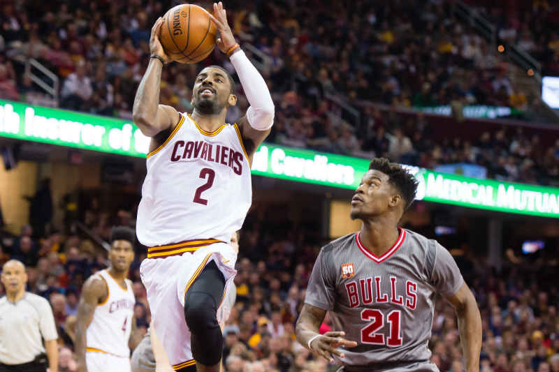 Jimmy Butler, Kyrie Irving