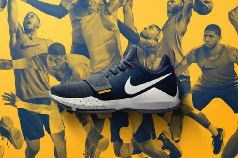 Presentación de las Nike PG 1