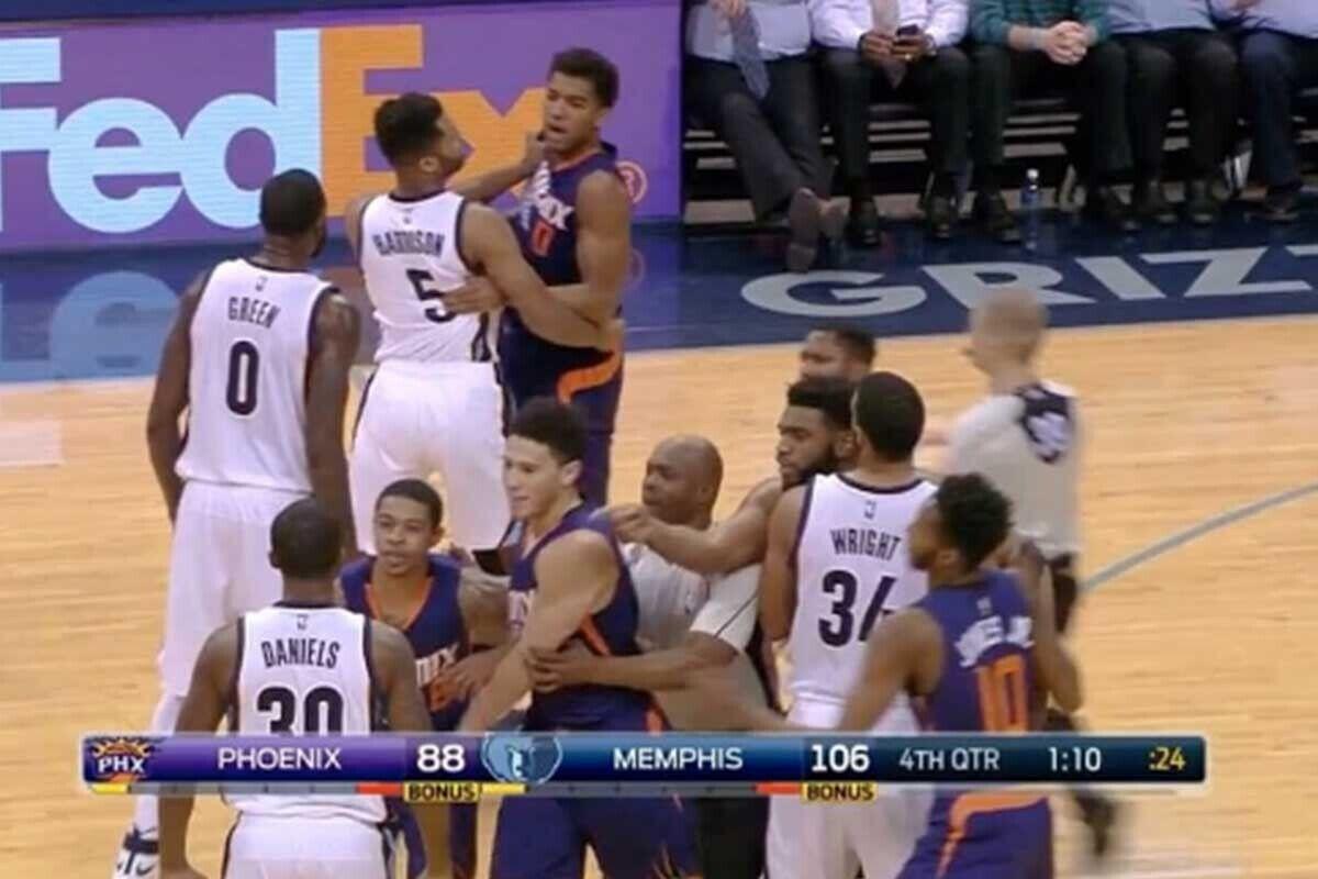 Phoenix Suns, Memphis Grizzlies