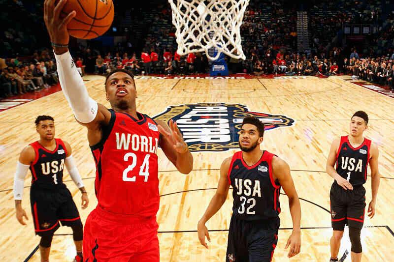 El Rising Stars Challenge de la NBA