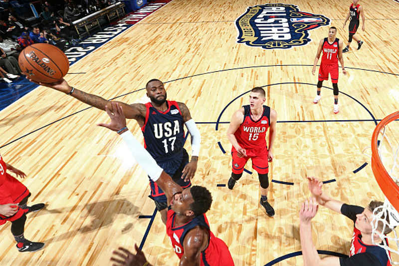 El NBA Rising Challenge del All-Star 2017