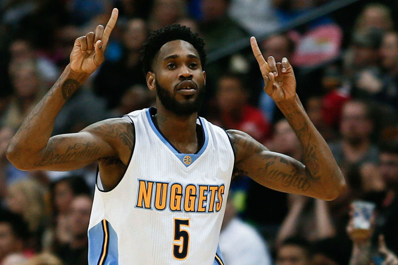 Will Barton, jugador de Denver Nuggets