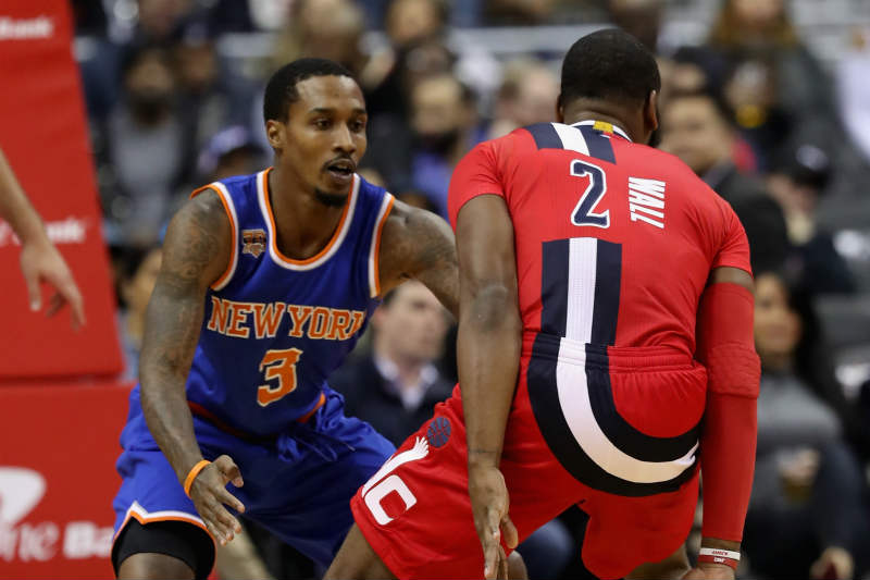 Brandon Jennings, John Wall
