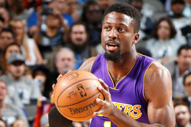 David Nwaba, jugador de Los Angeles Lakers