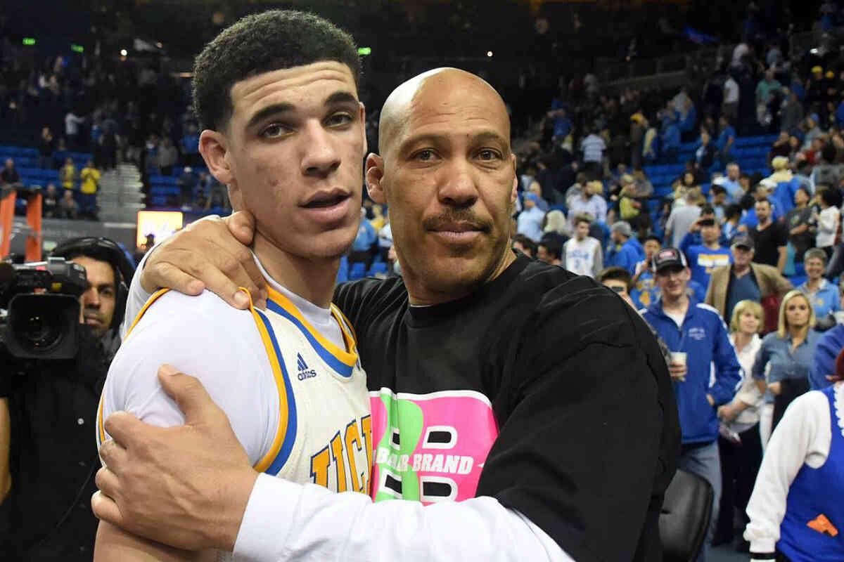 LaVar Ball, el padre más polémico del baloncesto