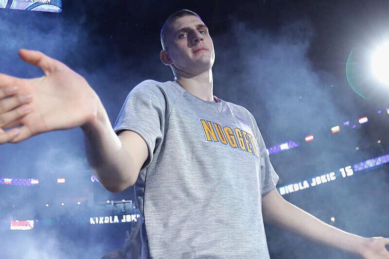 Nikola Jokic, jugador de Denver Nuggets