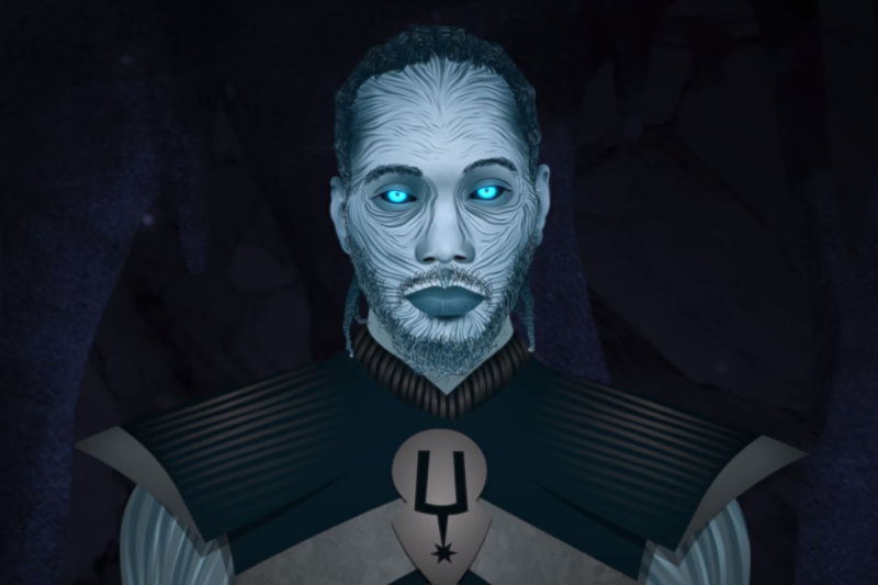 Game of Zones, la parodia de la NBA