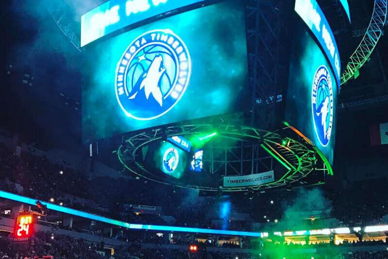 Logo de los Wolves