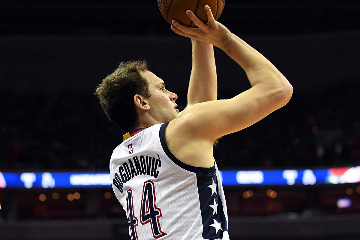 Bojan Bogdanovic, jugador de Washington Wizard