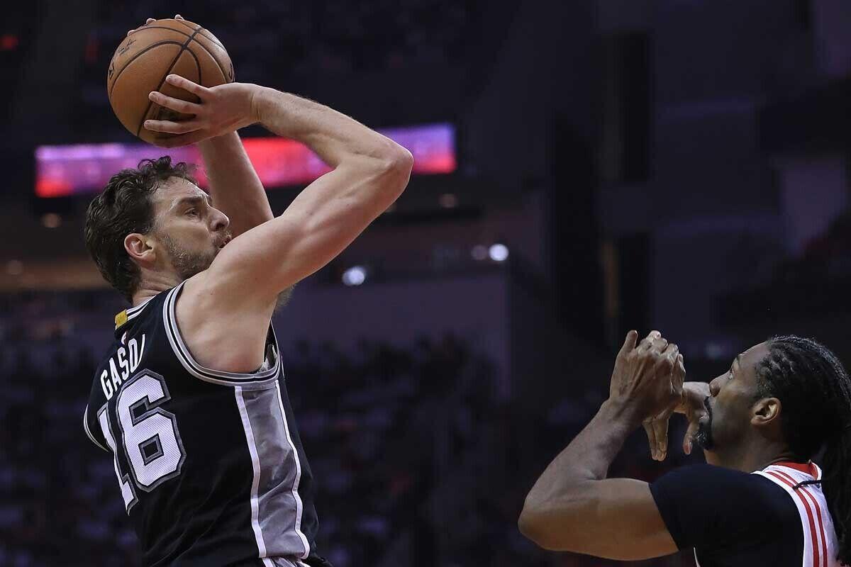 San Antonio Spurs Toma Ventaja En Houston