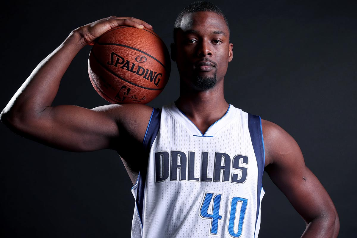 Harrison Barnes, jugador de Dallas Mavericks