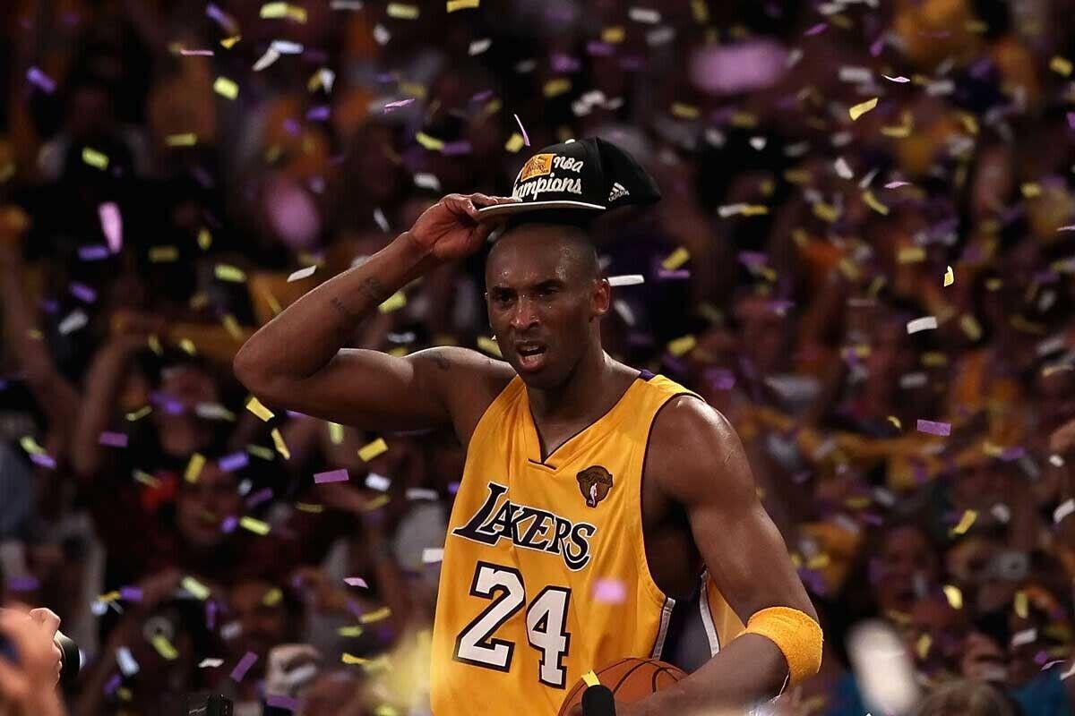 Kobe Bryant, ex jugador de Los Angeles Lakers