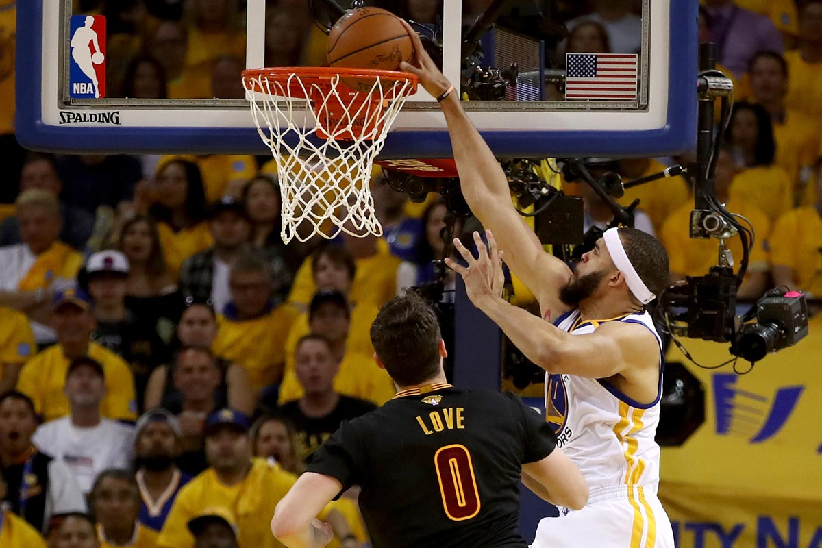 JaVale McGee, jugador de Golden State Warriors