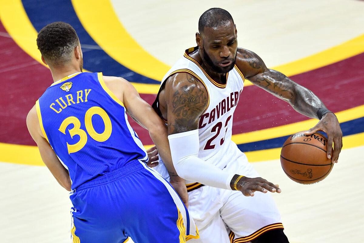 Warriors se proclaman nuevos campeones de la NBA