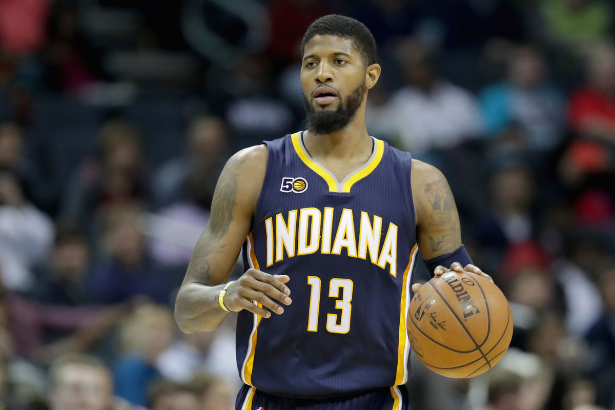 Paul George prefiere firmar con Lakers en 2018 — Reporte