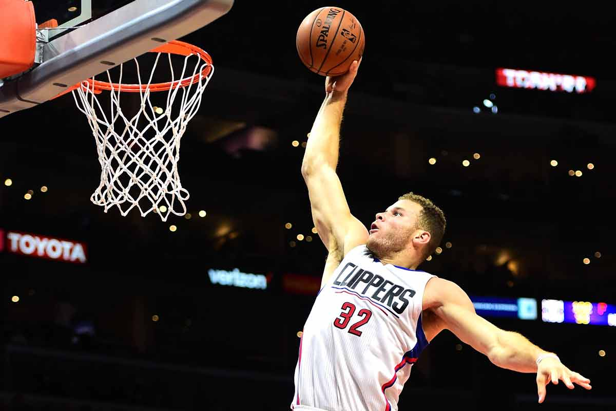 Blake Griffin, jugador de Los Angeles Clippers