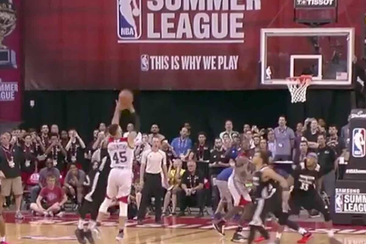 Denzel Valentine, jugador de Chicago Bulls