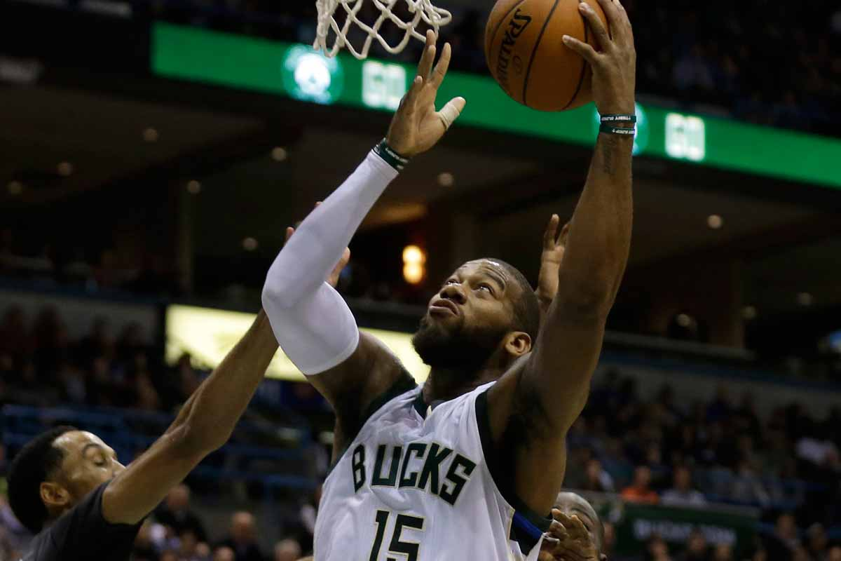 Greg Monroe, jugador de Milwaukee Bucks