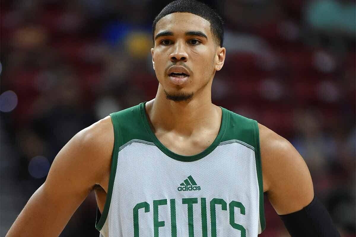 Jayson Tatum, jugador de Boston Celtics