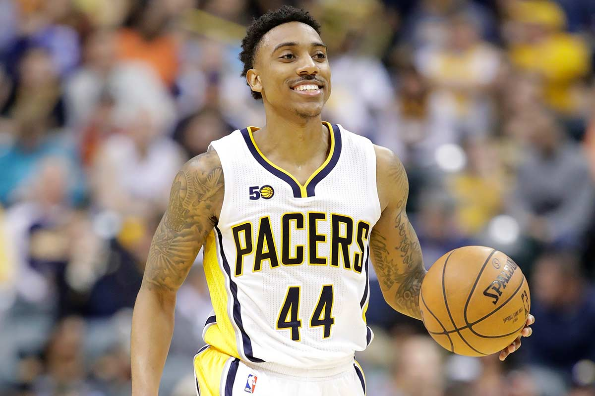 Jeff Teague, jugador de Minnesota Timberwolves
