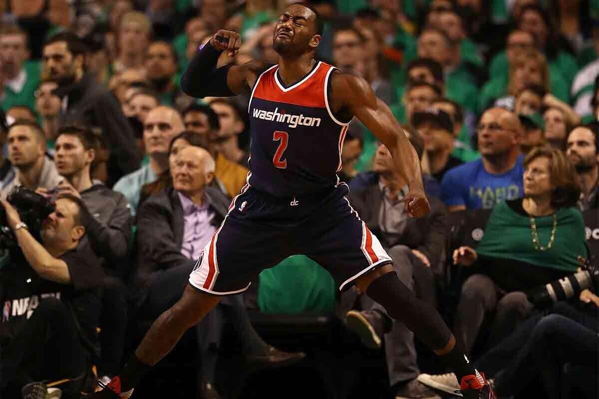 John Wall, jugador de Washington Wizards