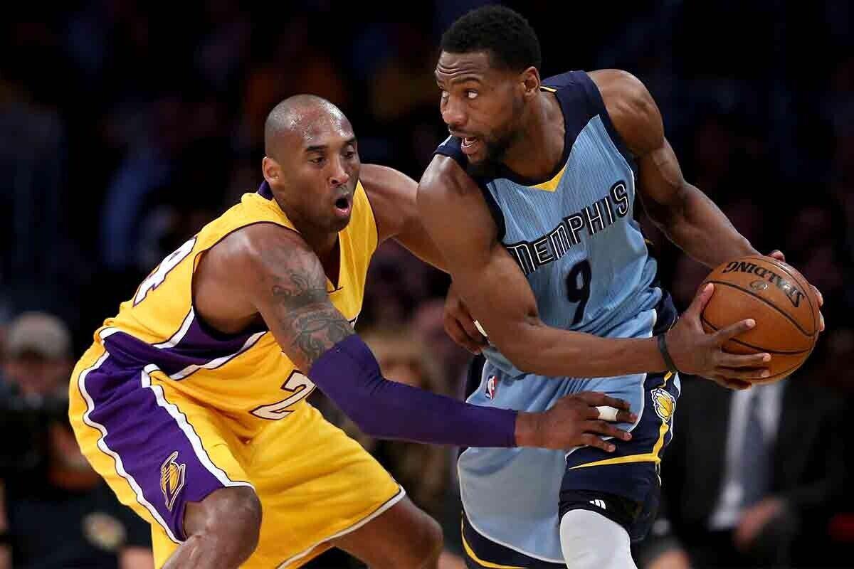 Kobe Bryant, ex jugador de la NBA