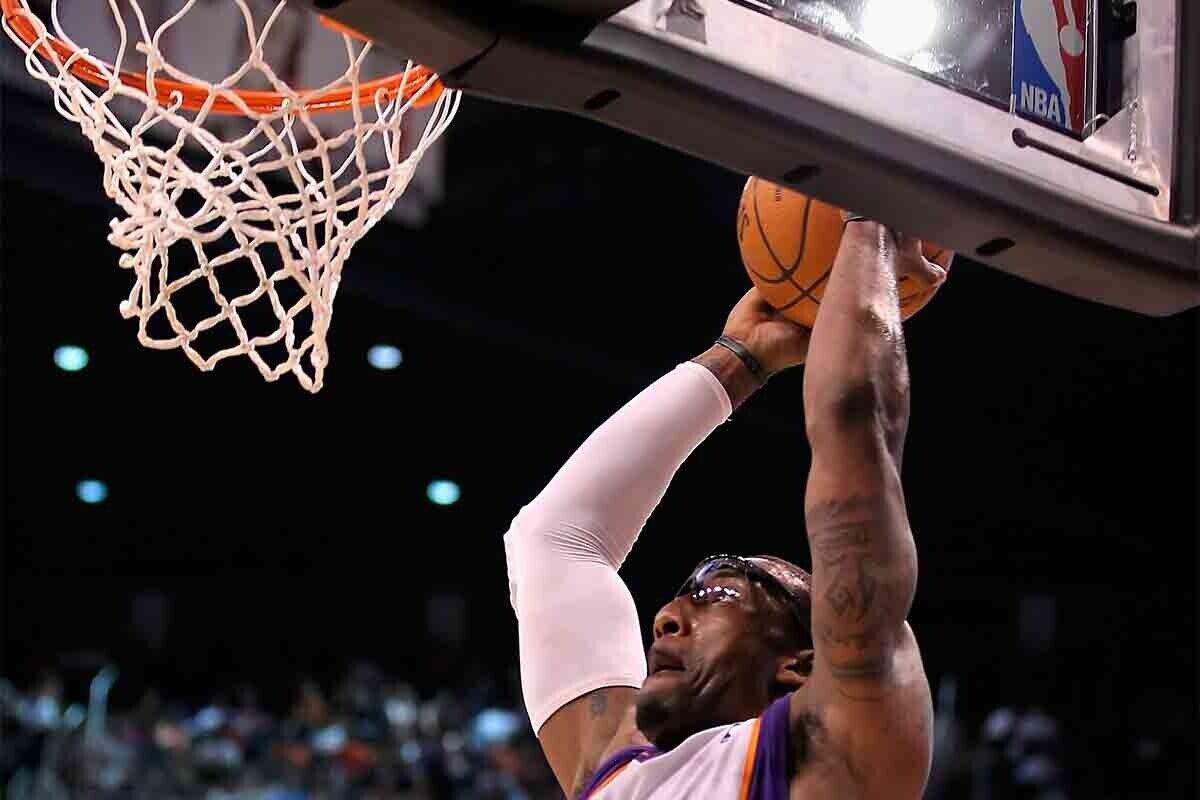 Amar'e Stoudemire, ex jugador de la NBA