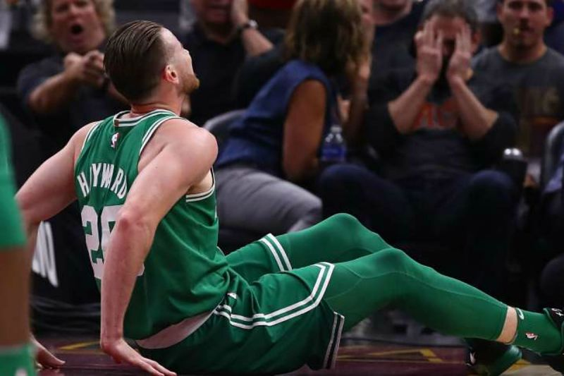 Gordon Hayward, jugador de Boston Celtics