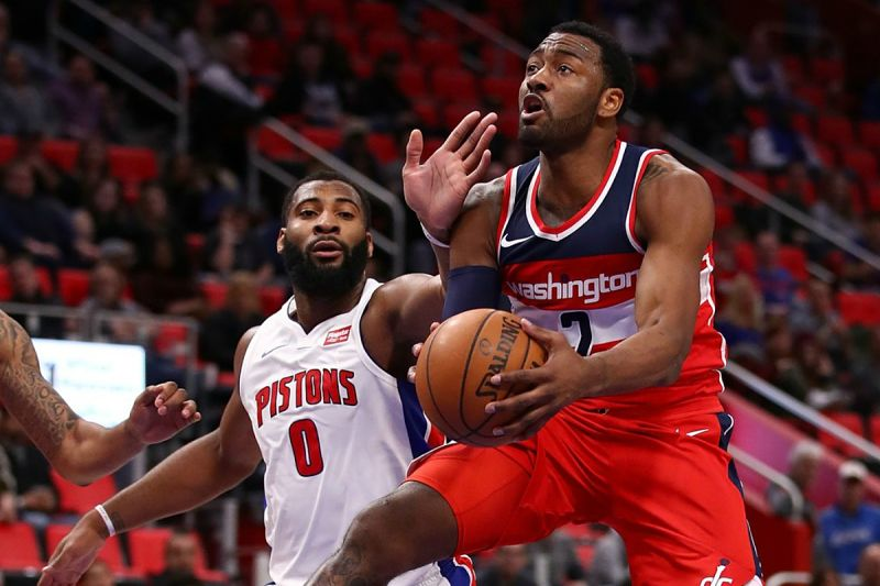 Andre Drummond y John Wall