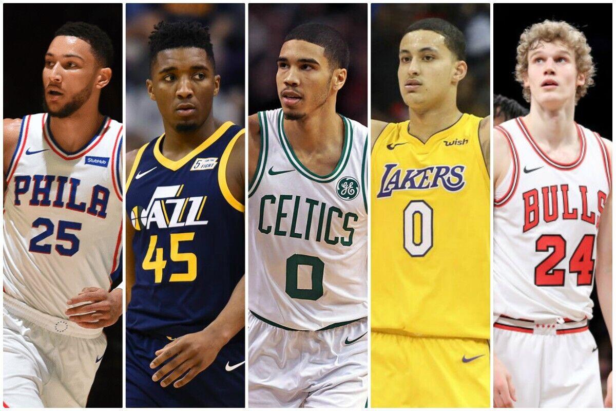 Quinteto Ideal de Rookies